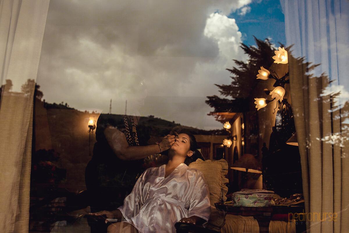 maquillaje novia hotel selva negra colonia tovar