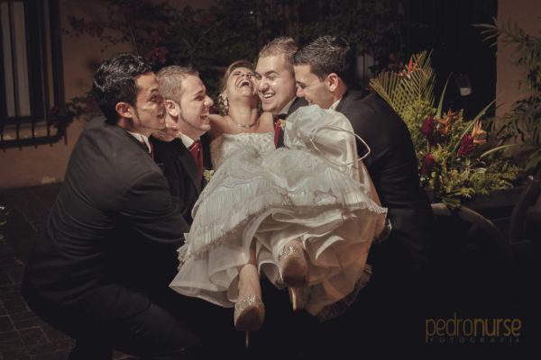 hora loca bodas en casa campo caracas venezuela