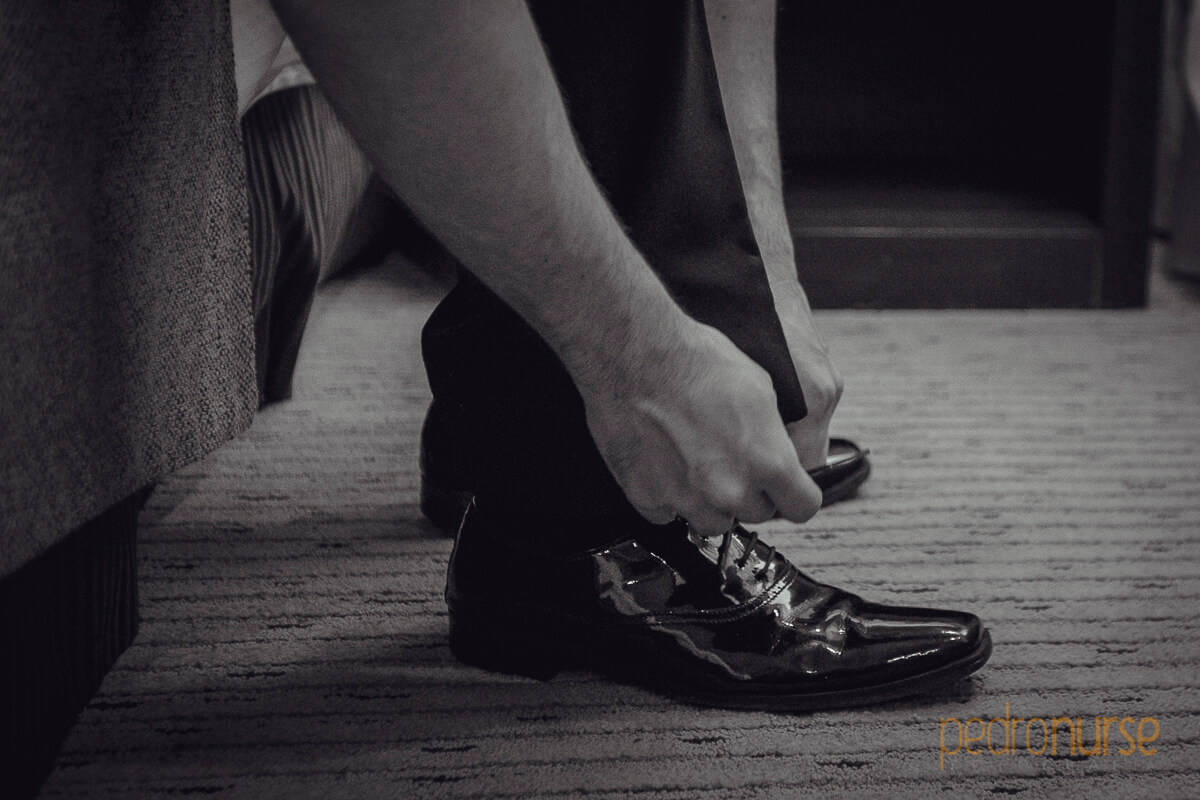 zapatos novio boda en caracas