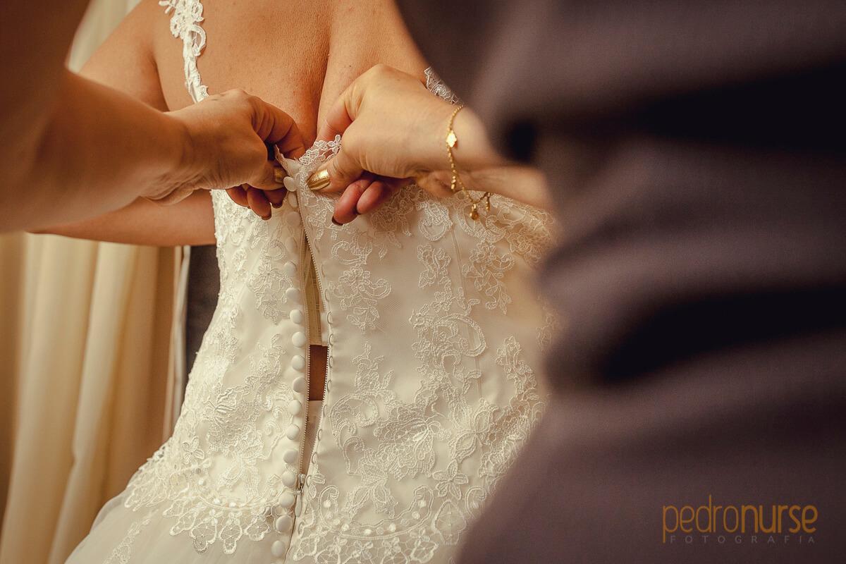 vestido novia boda en hotel eurobuilding caracas