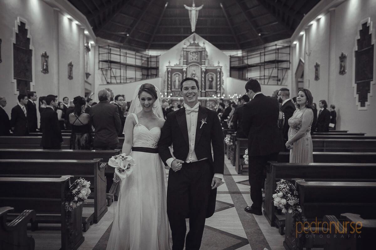 boda iglesia santa ana la lagunita
