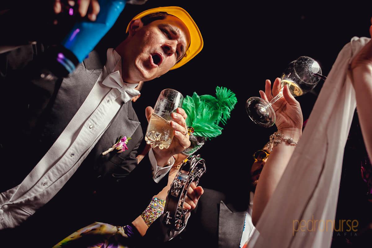 cotillon boda en caracas la lagunita country club