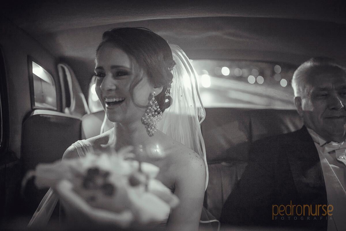 carro clasico para novia