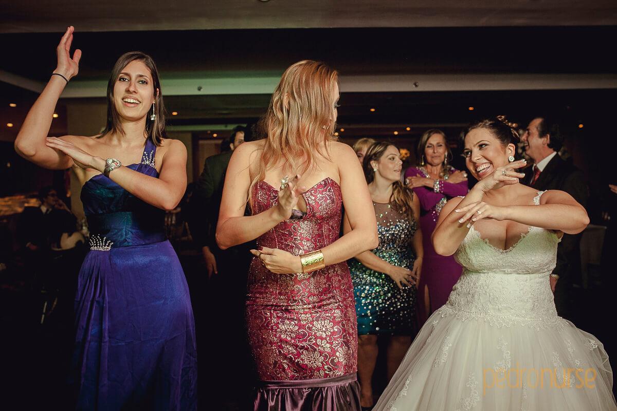 celebracion recepcion boda hotel eurobuilding caracas
