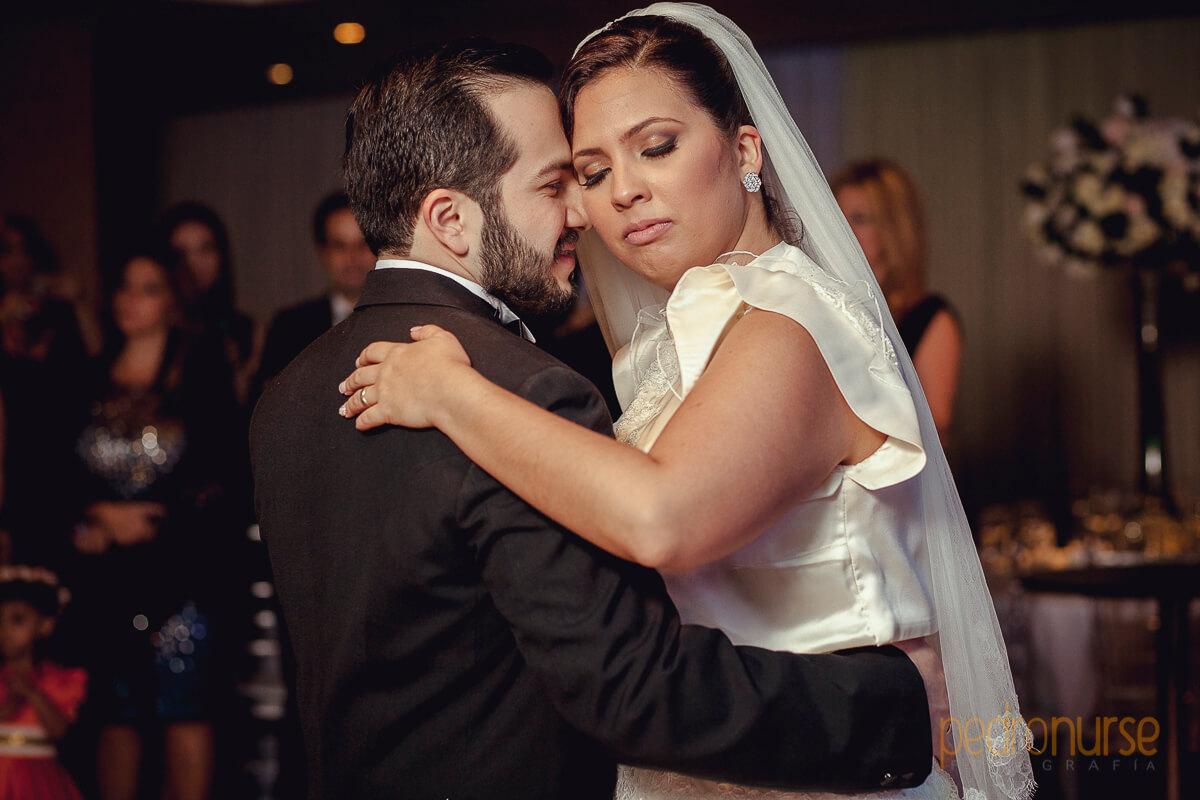 primer baile novios boda hotel eurobuilding caracas
