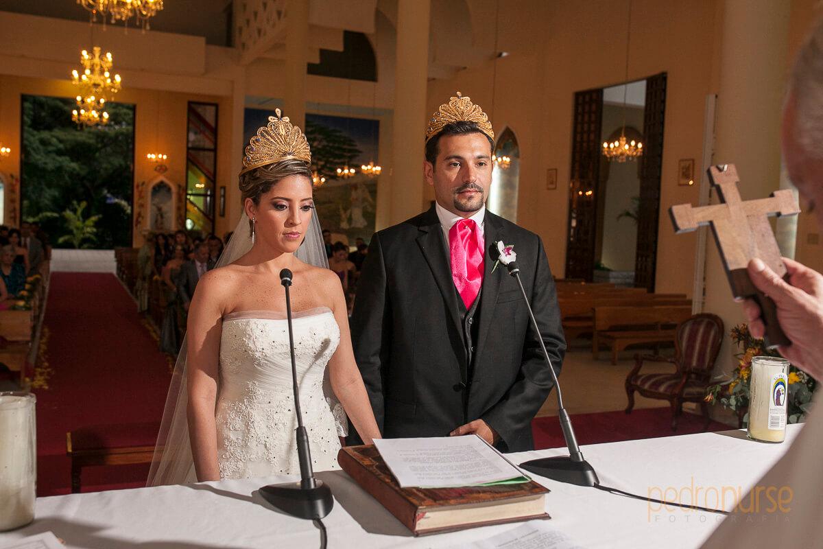 fotografias de bodas iglesia san charbel caracas