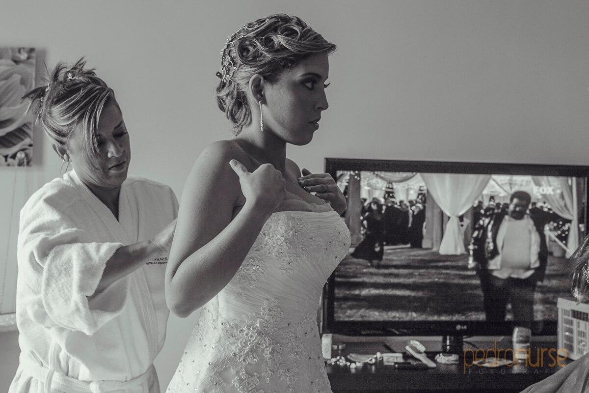 preparativos de la novia hotel renaissance caracas
