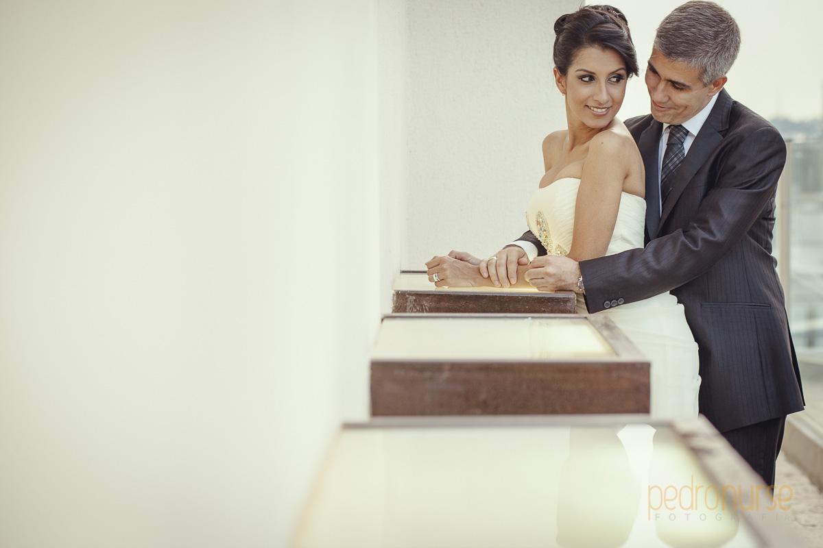 fotografia de sesion de fotos novios boda hotel pestana caracas