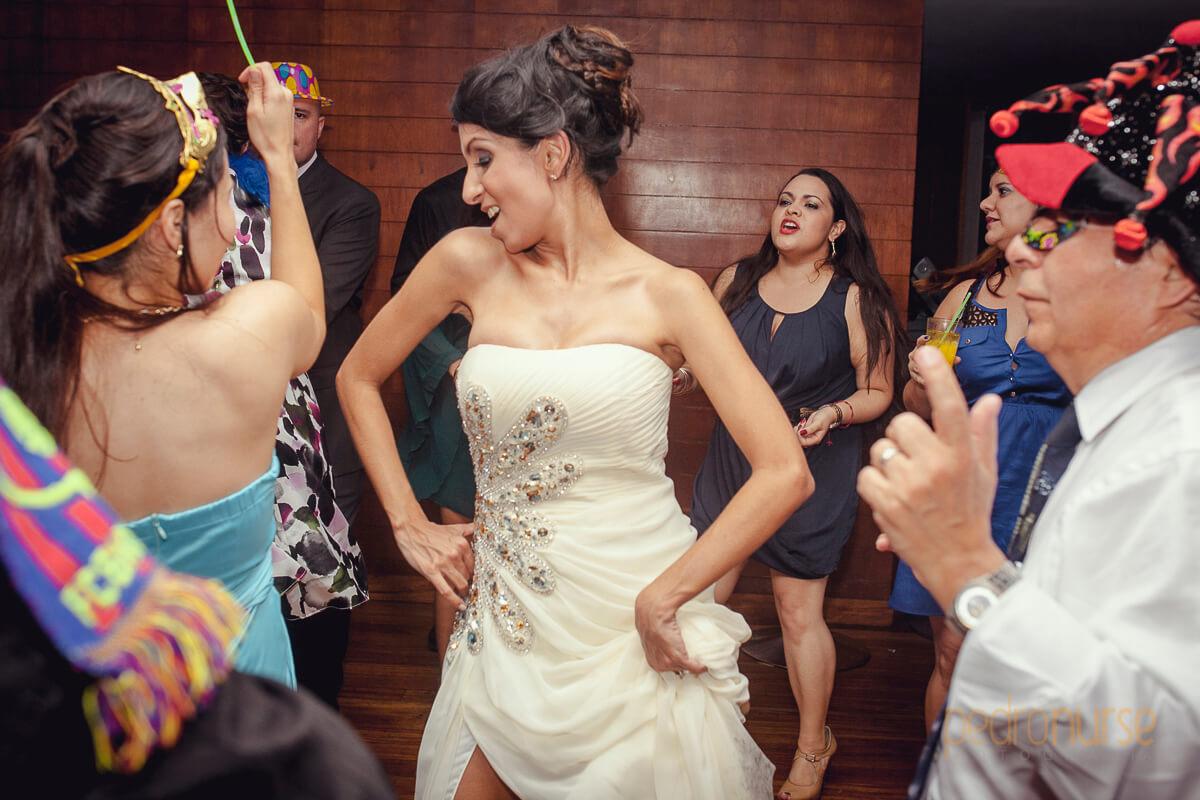 fotos de boda hora loca boda civil hotel pestana caracas