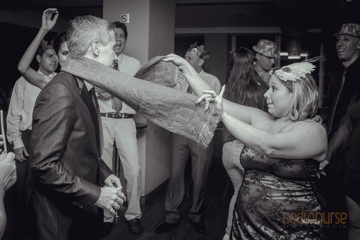 fotos de cotillon boda hora loca boda hotel pestana caracas maria laura ignacio