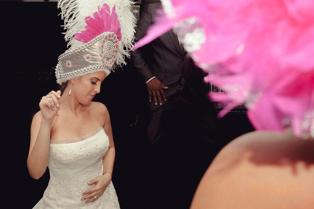 fotografia de cotillon boda quinta versalles