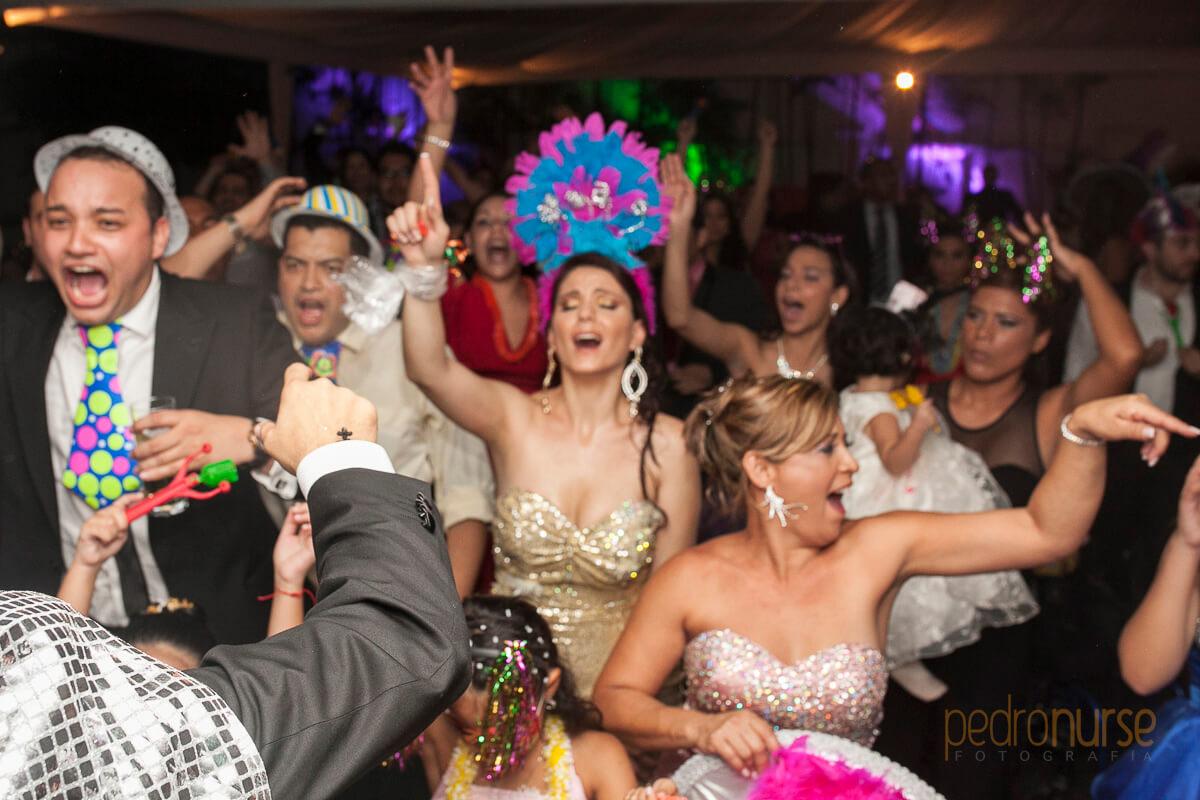 fotografia de hora loca boda quinta versalles