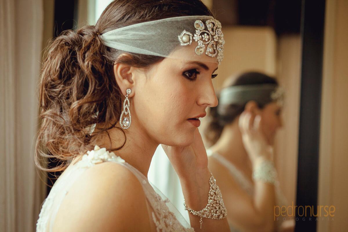 preparativos de novia andrea en hotel pestana caracas
