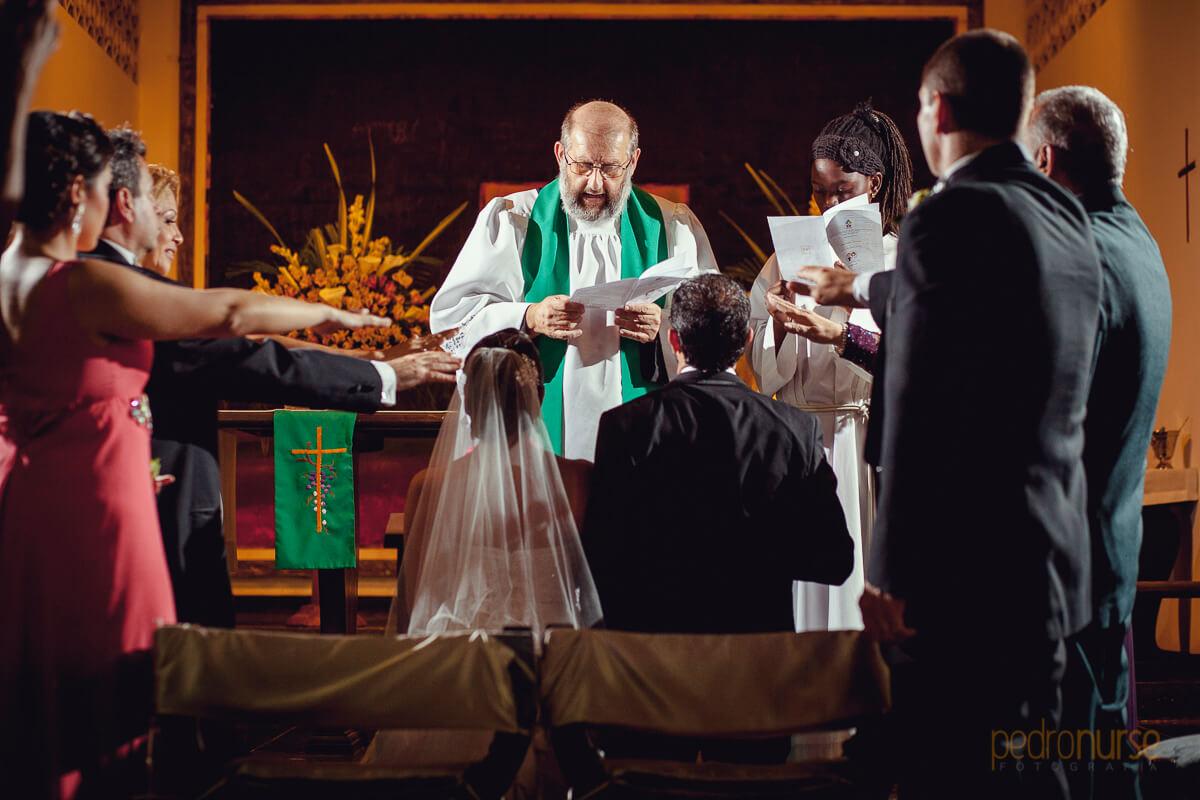 bodas en iglesia anglicana de san roman caracas venezuela