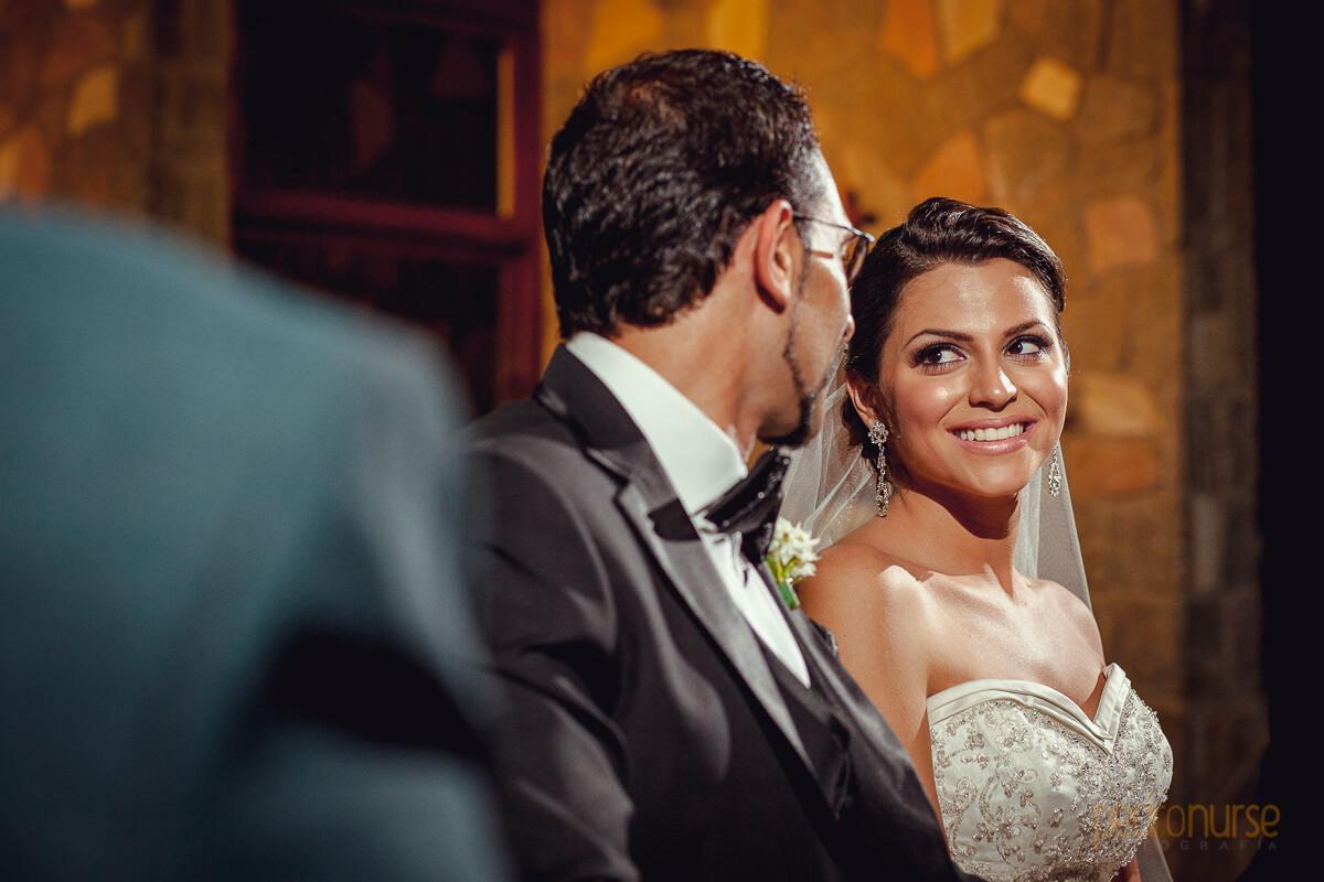 fotos de novia novio mirandose boda en caracas venezuela