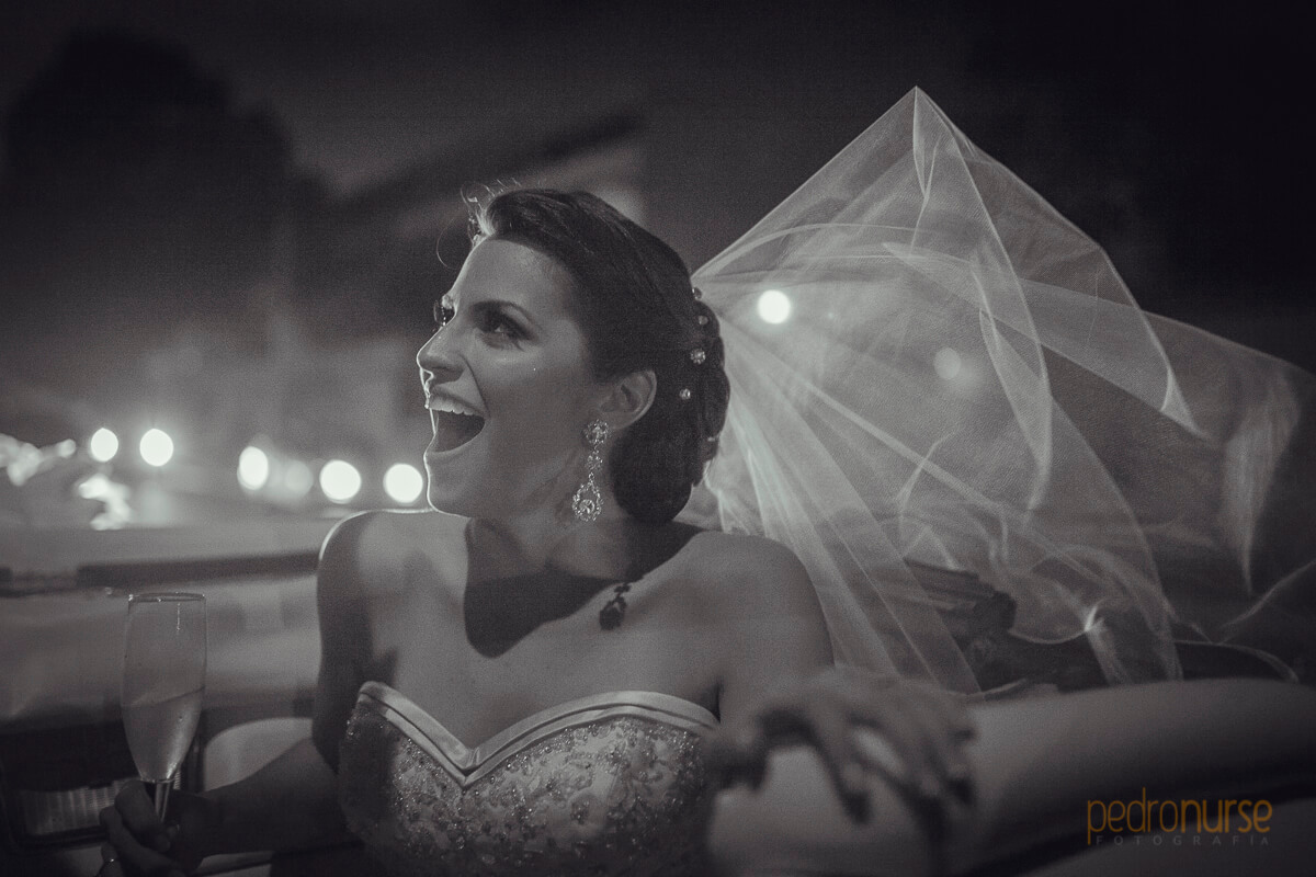 Melanie & Nelson | Banquetes Gales