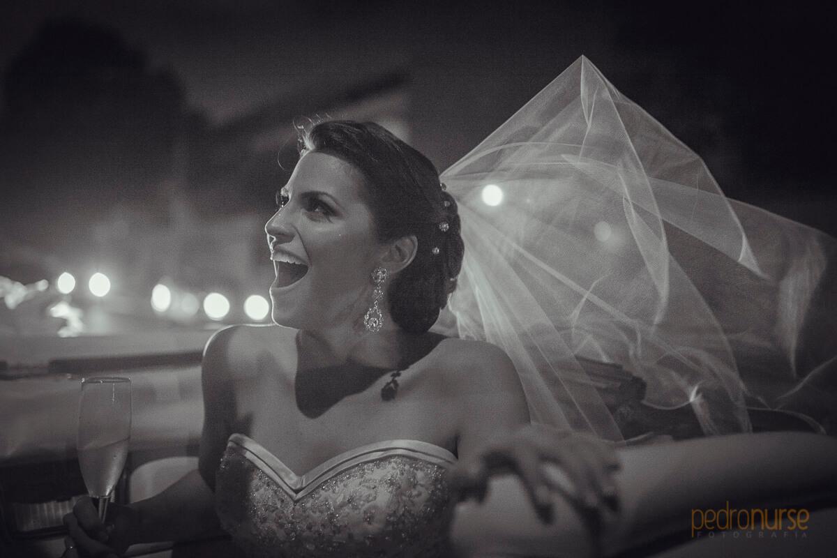 momentos especiales boda caracas novia celebrando
