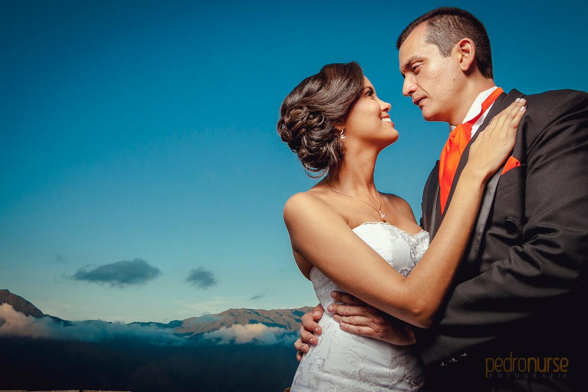 sesion fotos novia novio cerro avila boda caracas