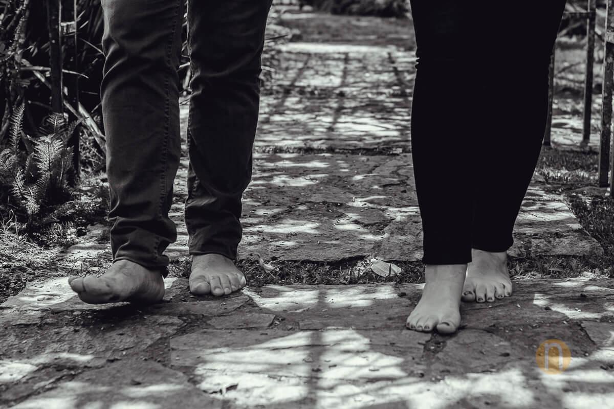 fotografias de novios descalzos en sesion fotos preboda caracas venezuela