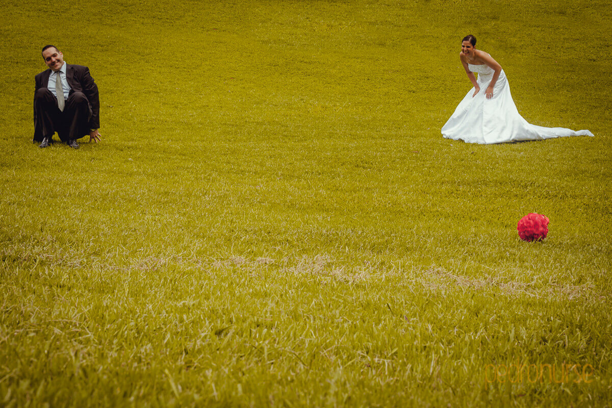 Fotos de Trash The Dress en Caracas