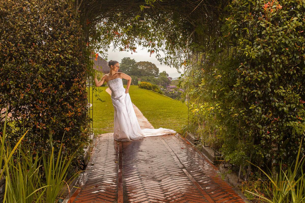 fotos de vestido de novia despues de postboda en caracas
