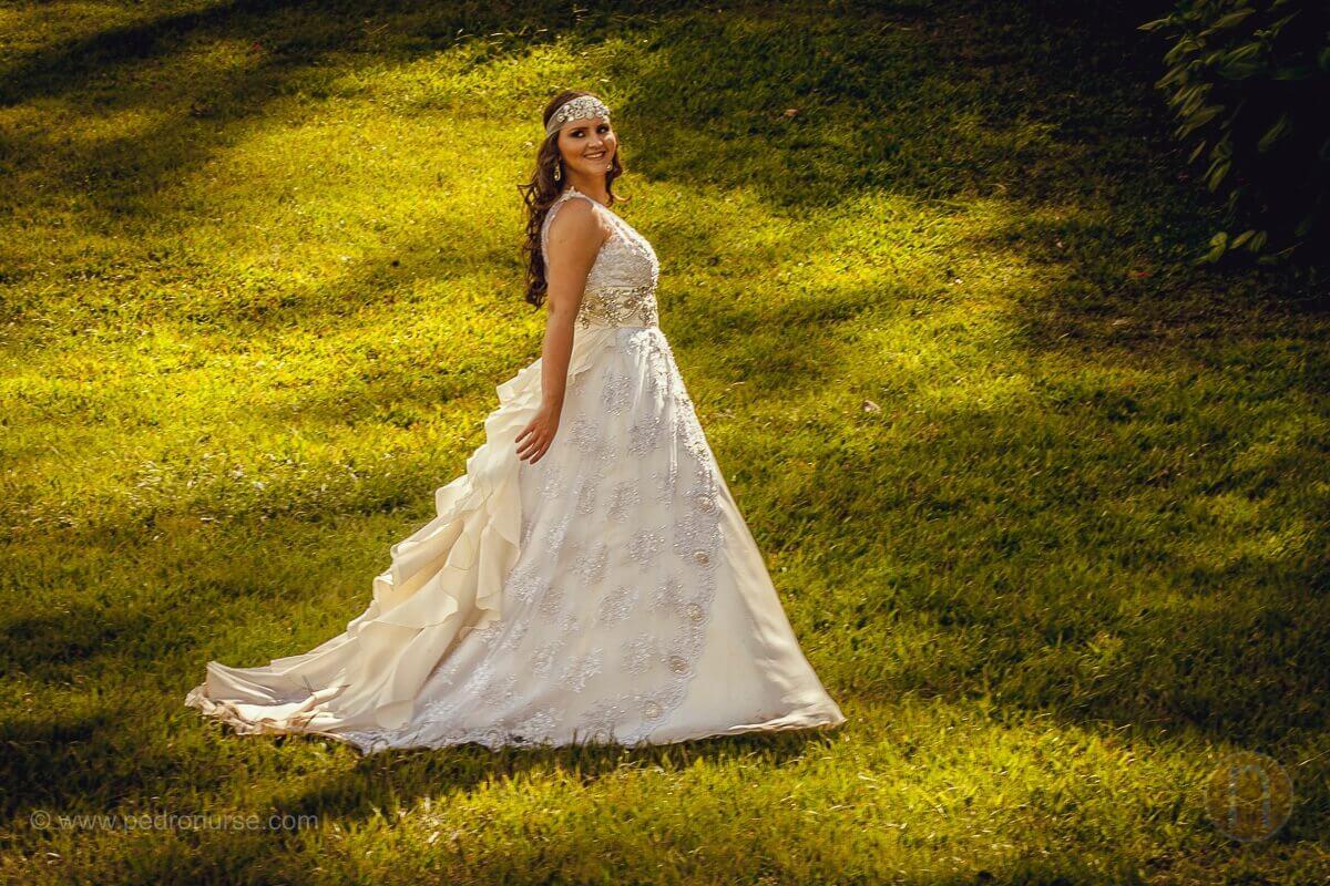 fotos de novia sesion postboda en montana