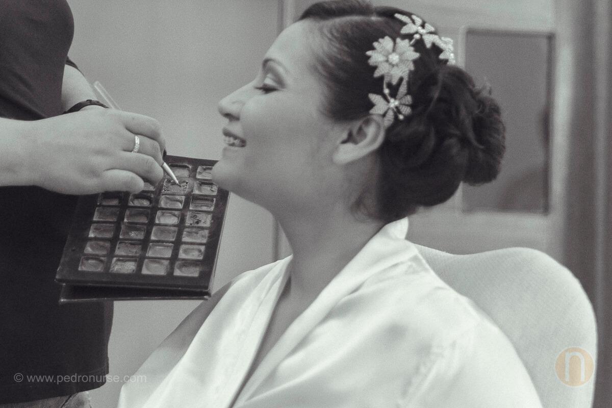 fotos de preparativos de novias en boda en barquisimeto venezuela