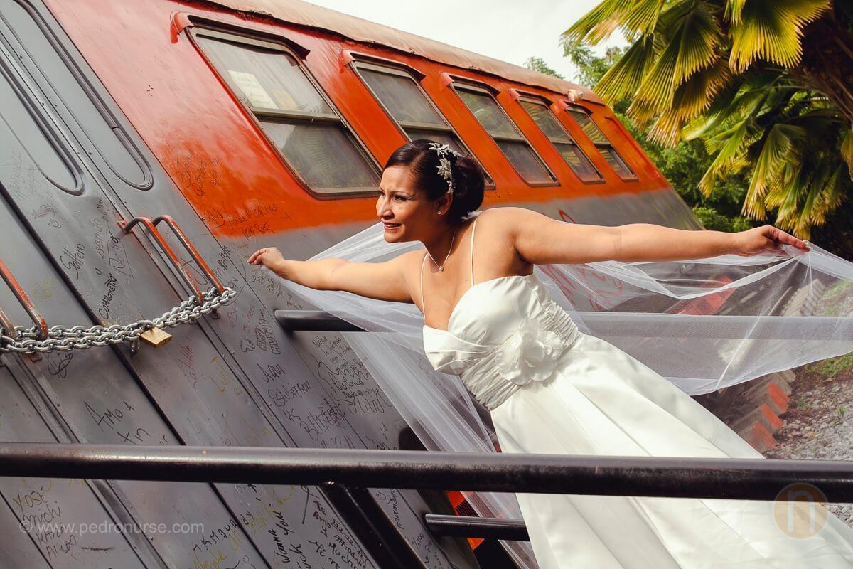 fotos de sesion de novia en parque el cardenalito fotografo de bodas en barquisimeto