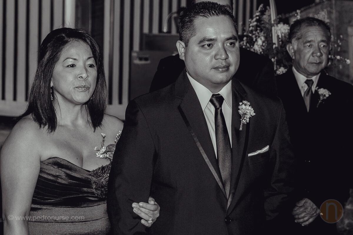 fotografia de bodas en barquisimeto en iglesia la consolacion santa elena