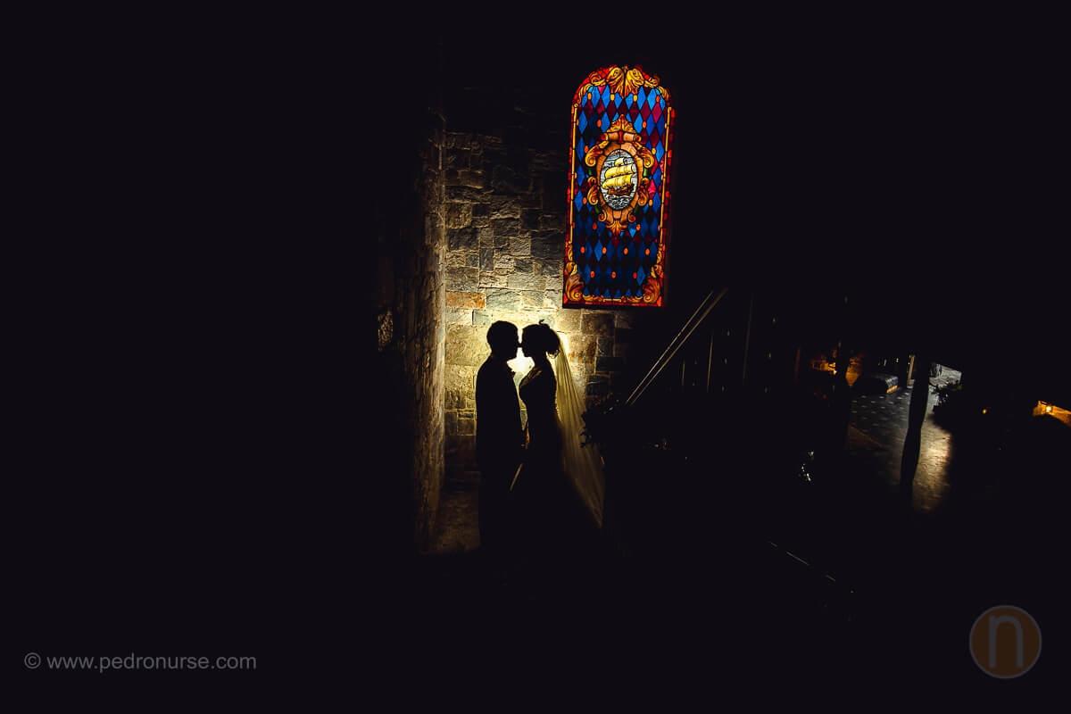 fotos de sesion de novio novias en boda en quinta vista hermosa de caracas