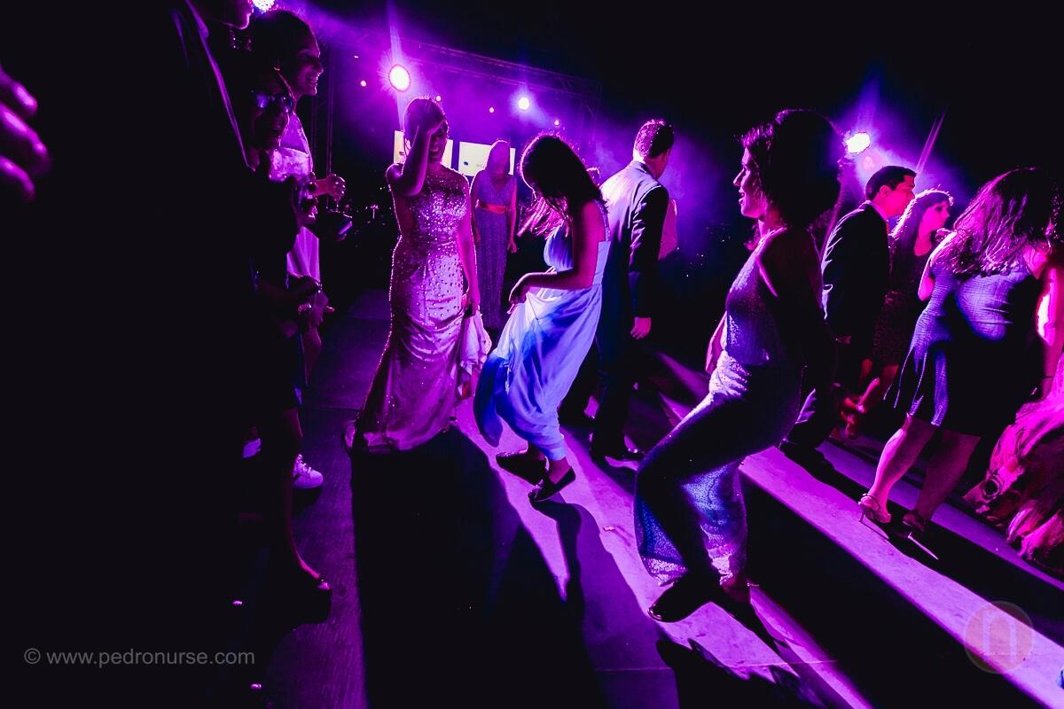 fotos documentales de bodas en caracas en castillo de san roman