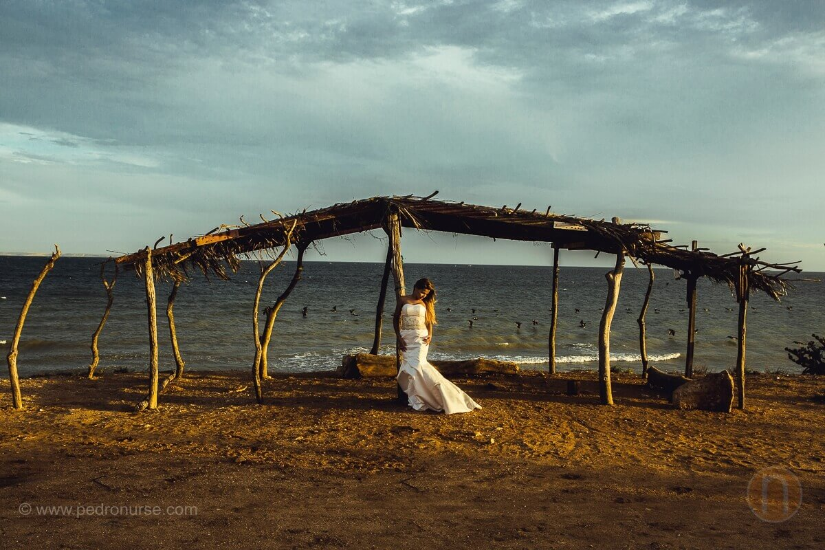 trash the dress peninsula de macanao