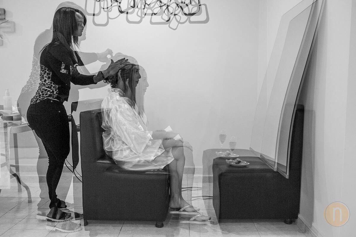 fotos de preparativos de novias en boda en caracas venezuela