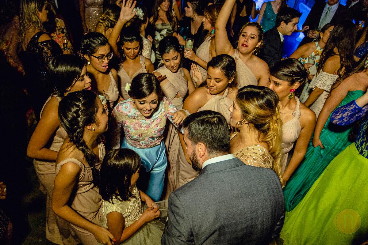 fotos de fiesta baile boda en barquisimeto