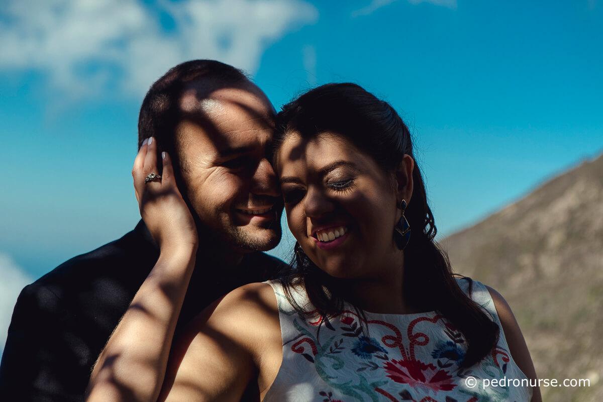 fotos originales de bodas en galipan el avila, pedro nurse, fotografo de bodas
