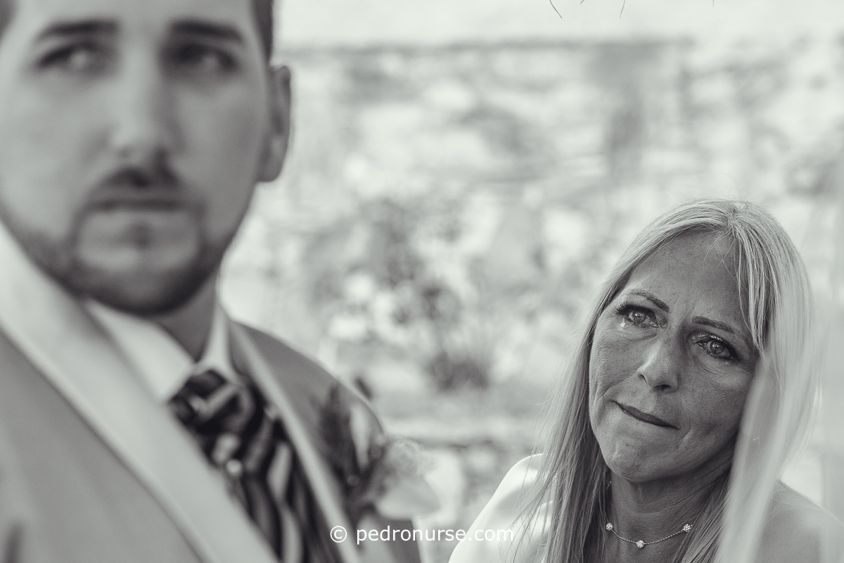 fotografia de boda en galipan hacienda vieja