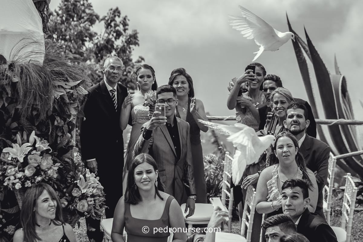 fotos de bodas en galipan